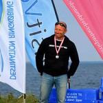DBO Slalom DM 2012 - 2. plads Grand Master