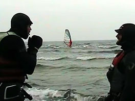 Windsurf for de seje drenge 14/2 2011