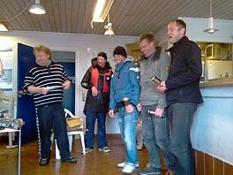 Senior række vinderne i Lynæs 18/9 2010