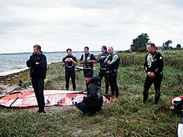 Et par af deltagerne 18/9 2010 Lynæs