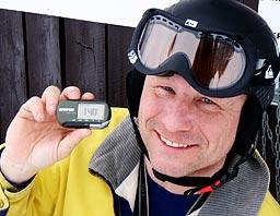 Personlig rekord med 140 km/t 19/3 2010