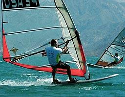 Micah Buzianis at the 2010 Formula Worlds - copyright © Gabriel Palmioli