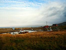 SUP tur til Lista i Norge 28/10 2010
