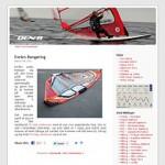 Nyt web design på DEN-8