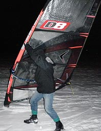 Is Windsurfing 2010
