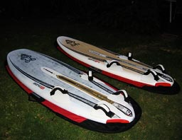 Starboard iSonic 2010 - 121 & 94